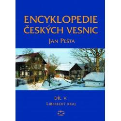 Encyklopedie českých vesnic V. – Liberecký kraj: Jan Pešta - DEFEKT - POŠKOZENÉ DESKY