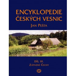 Encyklopedie českých vesnic III., Západní Čechy: Jan Pešta - DEFEKT - POŠKOZENÉ DESKY