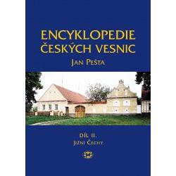 Encyklopedie českých vesnic II., Jižní Čechy: Jan Pešta - DEFEKT - POŠKOZENÉ DESKY