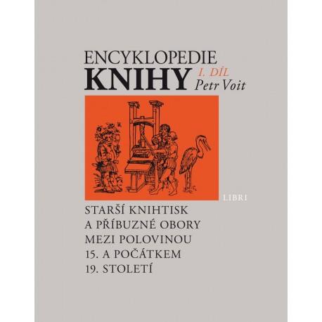 Encyklopedie knihy – knihtisk a příbuzné obory v 15. až 19. století (2 svazky): Petr Voit