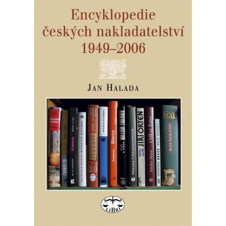 Encyklopedie českých nakladatelství 1949-2006: Jan Halada