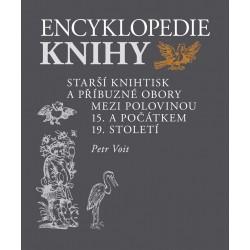 Encyklopedie knihy – knihtisk a příbuzné obory v 15. až 19. století (1. vyd.): Petr Voit