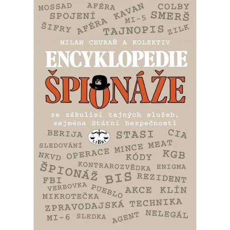 Encyklopedie špionáže: Milan Churaň a kolektiv