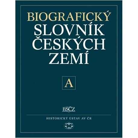 Biografický slovník českých zemí, 1. sešit (písmeno A): kolektiv