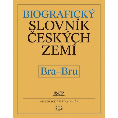 Biografický slovník českých zemí, 7. sešit (Bra–Bru): Pavla Vošahlíková a kolektiv