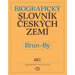 Biografický slovník českých zemí, 8. sešit (Brun–By): Pavla Vošahlíková a kolektiv