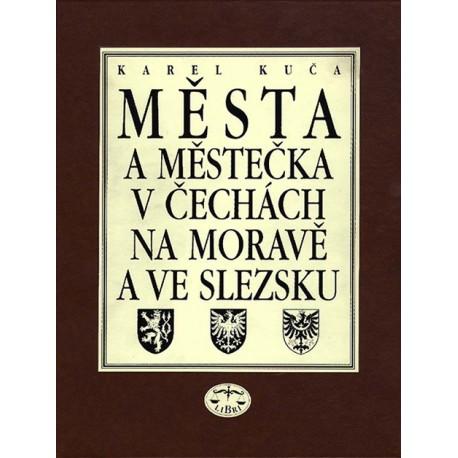 Města a městečka v Čechách, na Moravě a ve Slezsku Ml-Pan (IV. díl): Karel Kuča