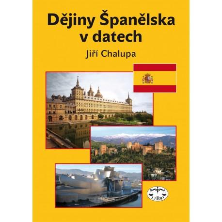 Dějiny Španělska v datech: Jiří Chalupa