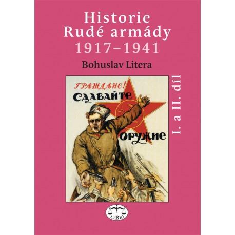 Historie Rudé armády 1917–1941: Bohuslav Litera