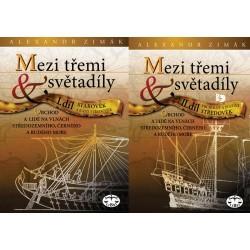 Mezi třemi světadíly – obchod a lidé na vlnách Středozemního, Černého a Rudého moře, I. a II. díl: Alexander Zimák - DEFEKT