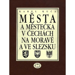 Města a městečka v Čechách, na Moravě a ve Slezsku Par-Pra (V. díl): Karel Kuča