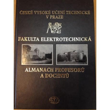 Almanach profesorů a docentů Fakulty elektrotechnické ČVUT