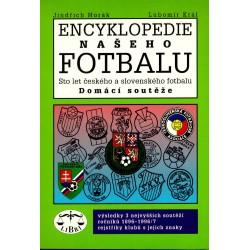 Encyklopedie našeho fotbalu: Jindřich Horák a Lubomír Král