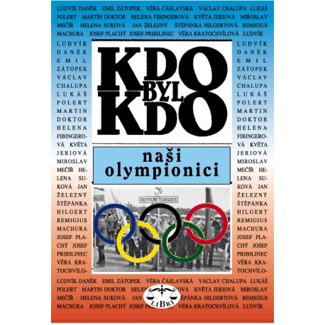 Kdo byl kdo - naši olympionici: František Kolář