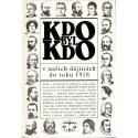 Kdo byl kdo - světoví cestovatelé a mořeplavci: Miloslav Martínek, Jiří Martínek