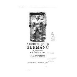 Archeologie Germánů v Pojizeří a v Českém ráji: Lubomír Košnar a Jiří Waldhauser