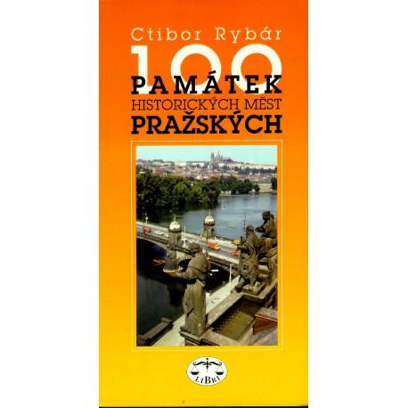 Sto památek historických měst pražských: Ctibor Rybár
