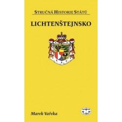 Lichtenštejnsko (stručná historie států): Marek Vařeka