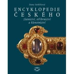 Encyklopedie českého zlatnictví, stříbrnictví a klenotnictví: Dana Stehlíková - DEFEKT - POŠKOZENÉ DESKY