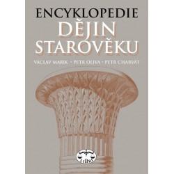 Encyklopedie dějin starověku: Petr Charvát, Václav Marek, Pavel Oliva - DEFEKT - POŠKOZENÉ DESKY