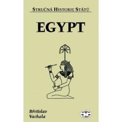 Egypt (stručná historie států): Břetislav Vachala - DEFEKT - POŠKOZENÉ DESKY