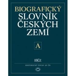 Biografický slovník českých zemí, 1. sešit (písmeno A): Pavla Vošahlíková a kolektiv E-KNIHA