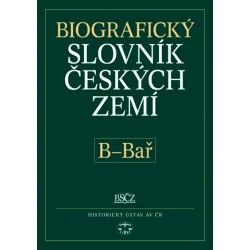 Biografický slovník českých zemí, 2. sešit (B–Bař): Pavla Vošahlíková a kolektiv E-KNIHA