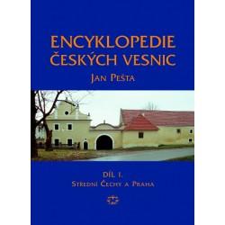 Encyklopedie českých vesnic I., Střední Čechy a Praha: Jan Pešta E-KNIHA