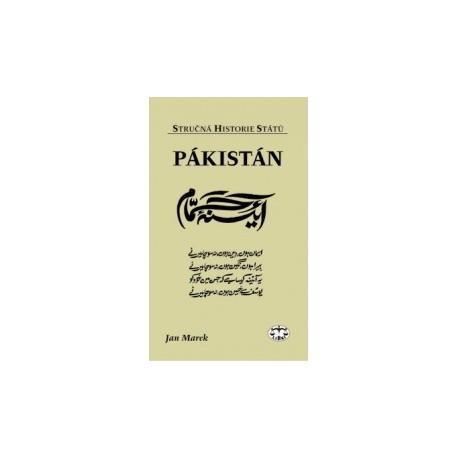Pákistán (stručná historie států): Jan Marek