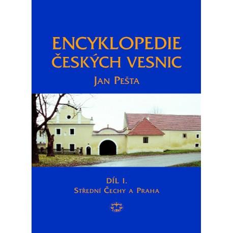 Encyklopedie českých vesnic I., Střední Čechy a Praha: Jan Pešta