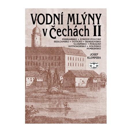 Vodní mlýny v Čechách II.: Josef Klempera