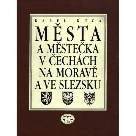 Města a městečka v Čechách, na Moravě a ve Slezsku 9. díl: Karel Kuča