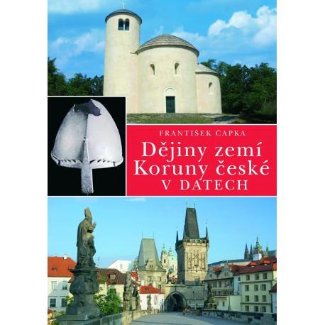 Dějiny zemí Koruny české v datech: František Čapka