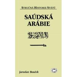 Saúdská Arábie (stručná historie států): Jaroslav Bouček - DEFEKT - POŠKOZENÉ DESKY