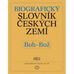 Biografický slovník českých zemí, 6. sešit (Boh–Bož): Pavla Vošahlíková a kolektiv - DEFEKT - POŠKOZENÉ DESKY