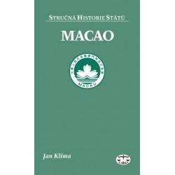 Macao (stručná historie států): Jan Klíma - DEFEKT - POŠKOZENÉ DESKY