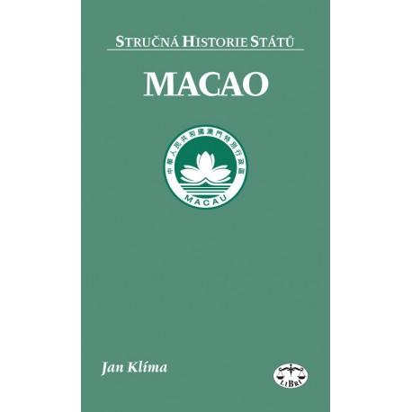 Macao (stručná historie států): Jan Klíma
