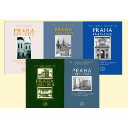 Architektura Prahy