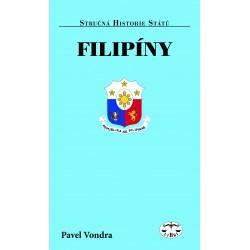 Filipíny (stručná historie státu): Pavel Vondra - DEFEKT - POŠKOZENÉ DESKY