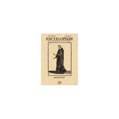 Encyklopedie řádů, kongregací a řeholních společností katolické církve v českých zemích II.-2. sv.: Milan Buben