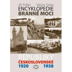 Encyklopedie branné moci Republiky československé 1920-1938: Jiří Fidler, Václav Sluka - DEFEKT - POŠKOZENÉ DESKY