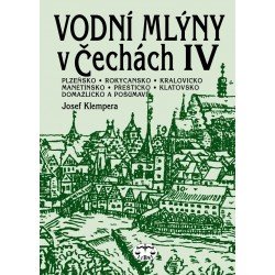 Vodní mlýny v Čechách IV.: Josef Klempera - DEFEKT - POŠKOZENÉ DESKY