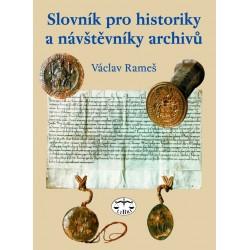Slovník pro historiky a návštěvníky archivů: Václav Rameš - DEFEKT - POŠKOZENÉ DESKY