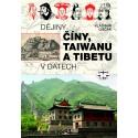 Dějiny Číny, Taiwanu a Tibetu v datech: Vladimír Liščák - DEFEKT - POŠKOZENÉ STRÁNKY