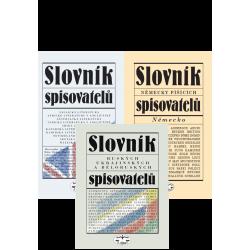 SLOVNÍKY SVĚTOVÉ LITERATURY (ANGLIE, NĚMECKO, RUSKO)