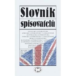 Slovník anglicky píšících spisovatelů: Martin Procházka, Zdeněk Stříbrný a kolektiv