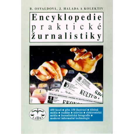 Praktická encyklopedie žurnalistiky a marketingové komunikace: Jan Halada, Barbora Osvaldová a kolektiv