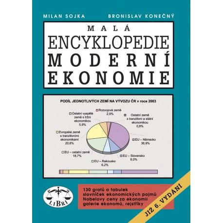 Malá encyklopedie moderní ekonomie: Milan Sojka