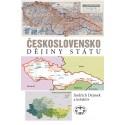 Československo. Dějiny státu: Jindřich Dejmek a kol. - DEFEKT - POŠKOZENÉ DESKY