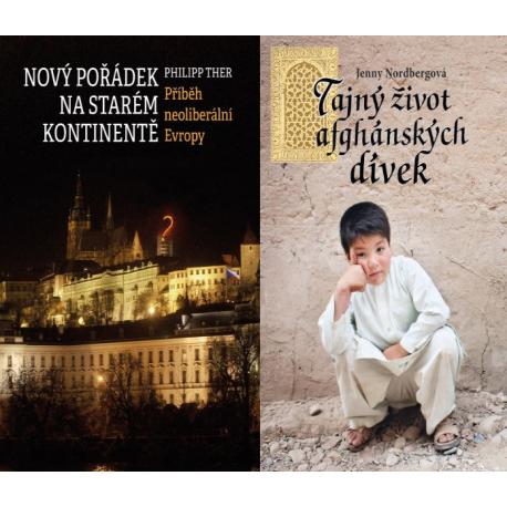 PŘEKLADOVÝ BALÍČEK II. (Nový pořádek na starém kontinentě + Tajný život afghánských dívek)